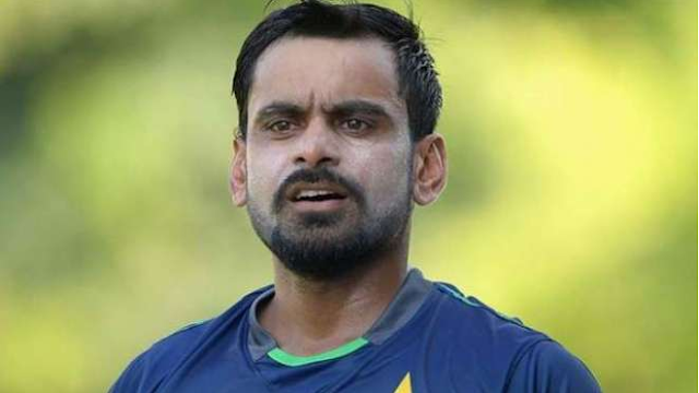Mohammad Hafeez was out of the first T-Twenty20 against South Africa
