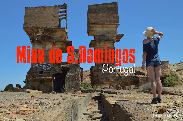 Visitar a Mina de São Domingos, O que visitar em Portugal