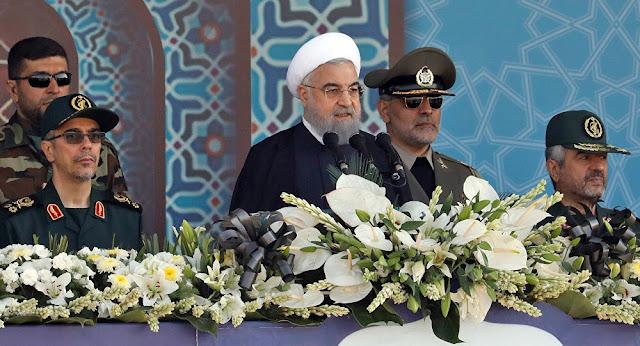 Irán podría enviar tropas a Najichevan en cualquier momento
