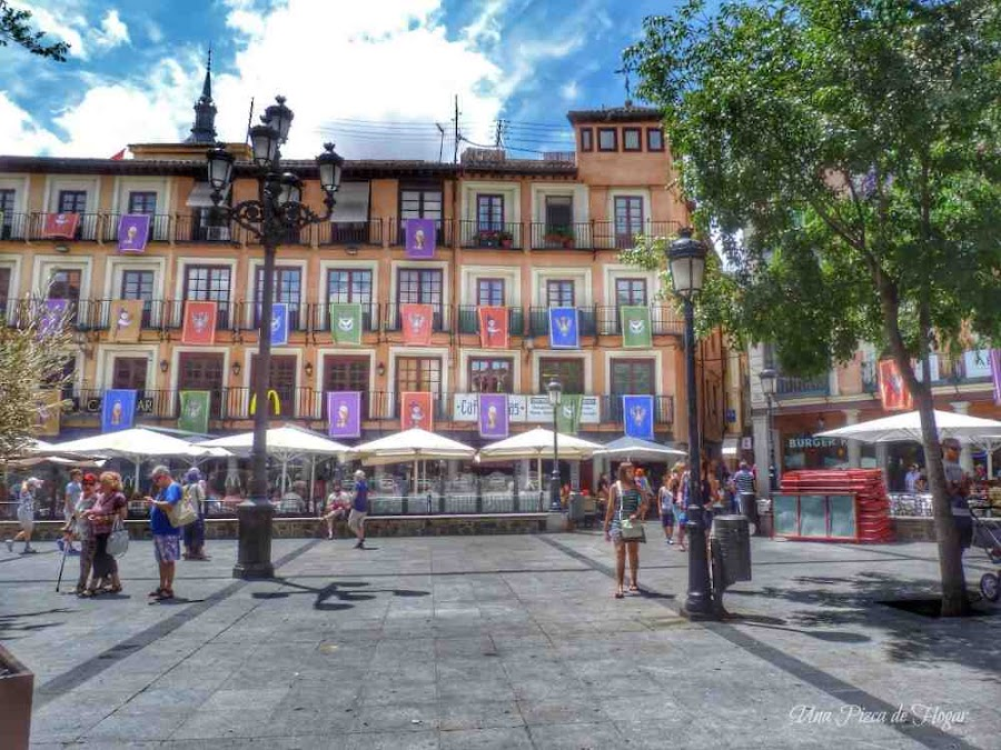 Toledo-Plaza