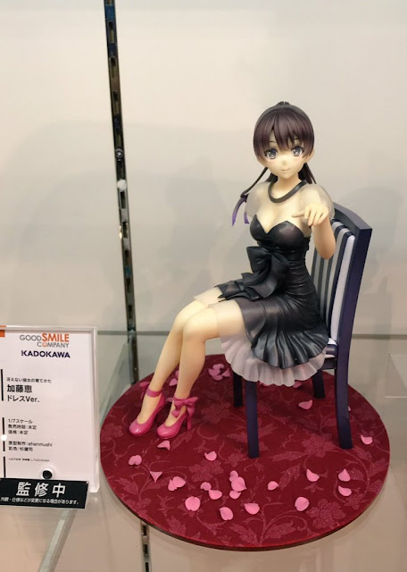 "Katou Megumi Dress ver. de ""Saenai Heroine no Sodatekata ♭"" - Good Smile Company"