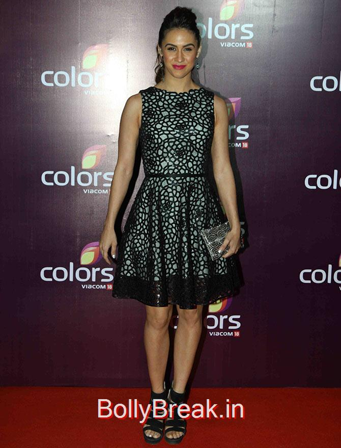 Lauren Gottileb, Shamita, Guahar,Sophie Hot Pics at Colors leadership awards