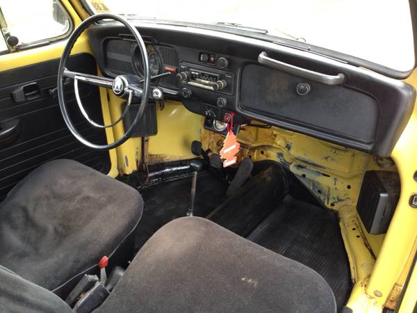 Used 1972 VW Beetle For Sale by Owner