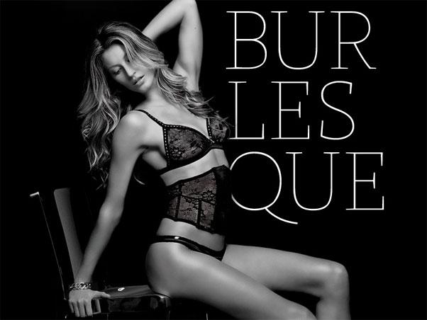 1fd88b8e3 Gisele Bündchen lança sua própria linha de lingerie
