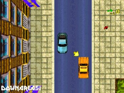 Grand Theft Auto PSX Game