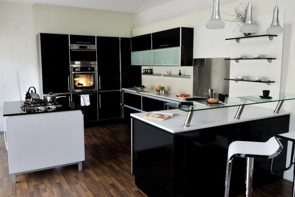 Deco Moderne Cuisine. Interieur Maison Moderne Cuisine Decoration ...