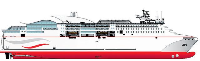 Ferrybalear el ferry que construir naviera armas en for Oficinas de naviera armas