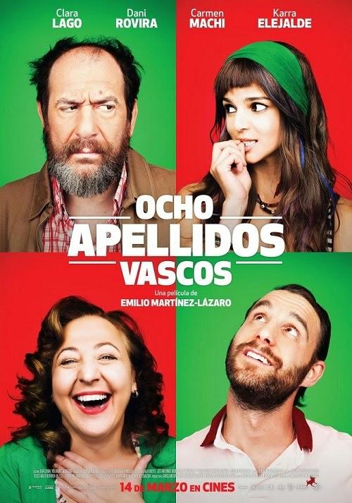 SPANISH AFFAIR / OCHO APELLIDOS VASCOS (2014) ταινιες online seires oipeirates greek subs