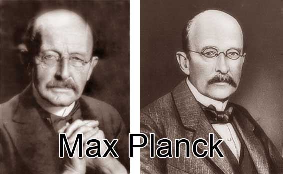 A brief biography of Mr. Max Planck Institute of Quantum Mechanics