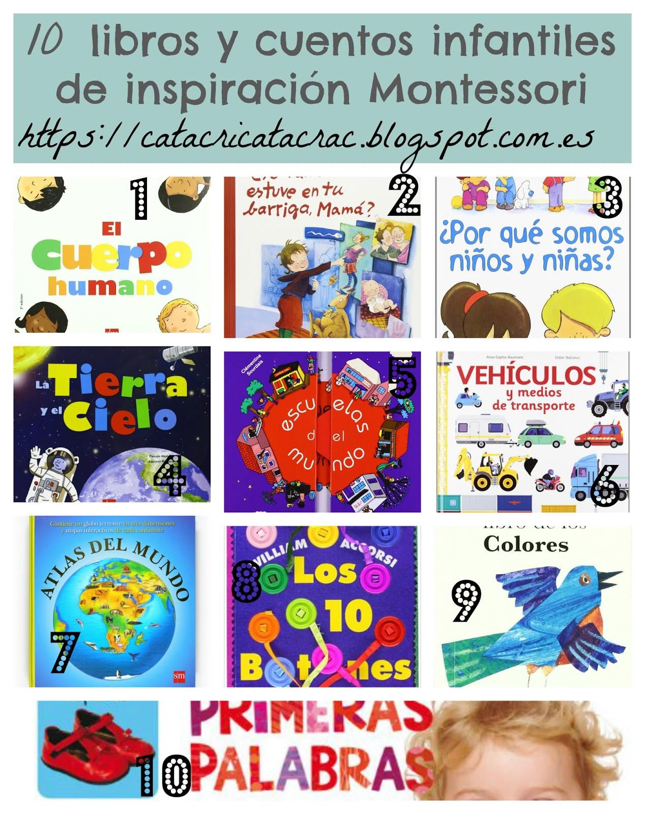 libros infantiles por tematicas