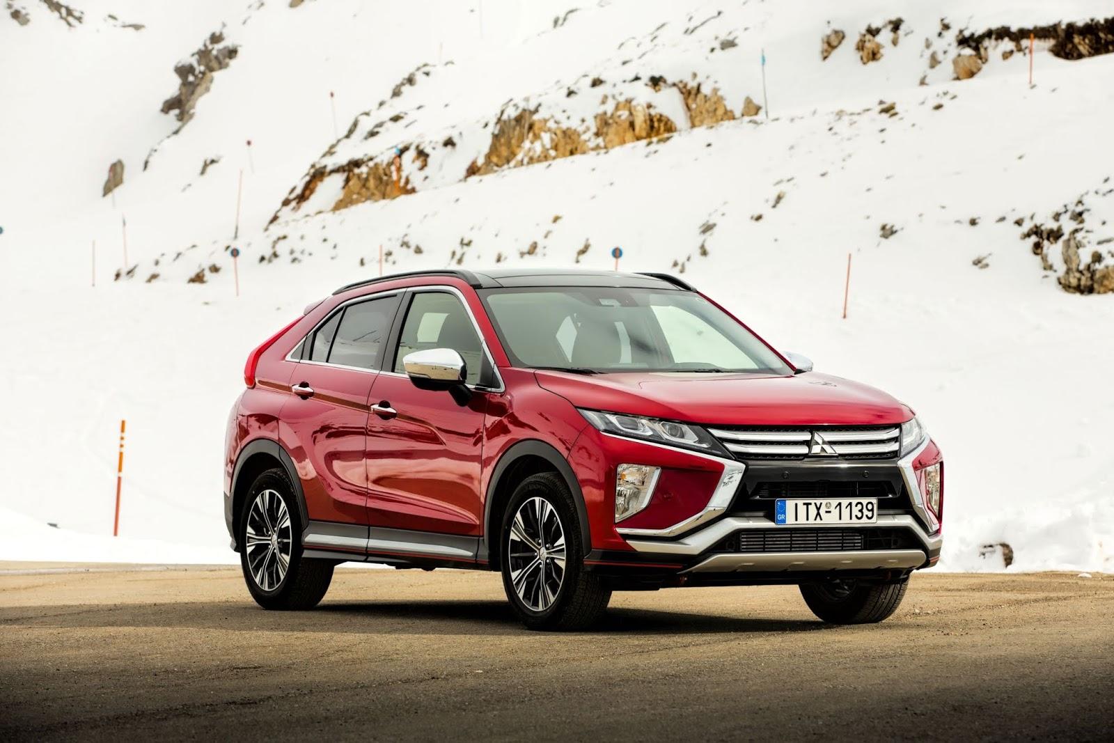 Προωθητικές ενέργειες/προσφορές για τα μοντέλα της Mitsubishi Motors κατά το μήνα Δεκέμβριο
