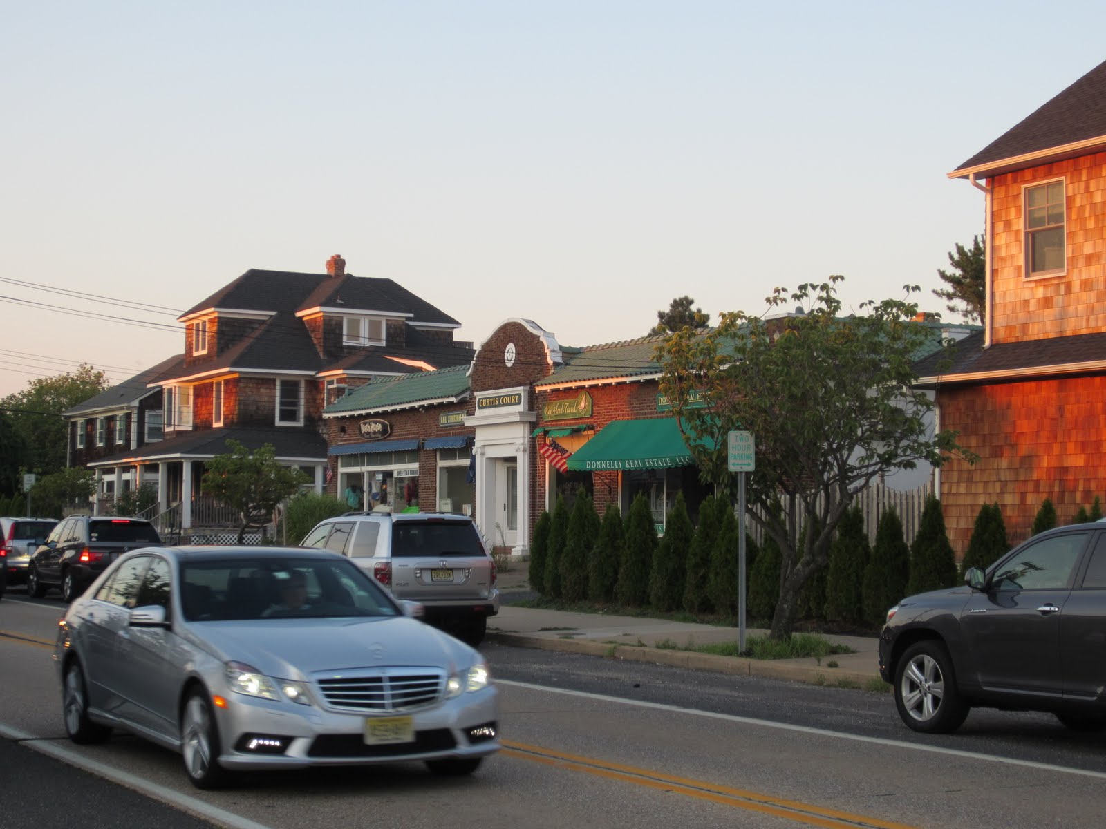 Streets of Bayhead, NJ - Jersey Shore