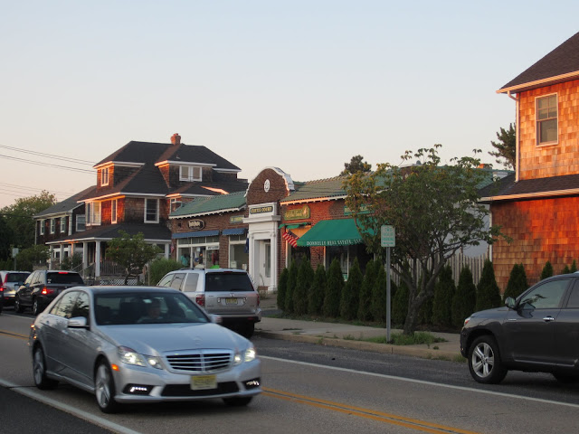 Streets of Bayhead, NJ - Jersey Shore