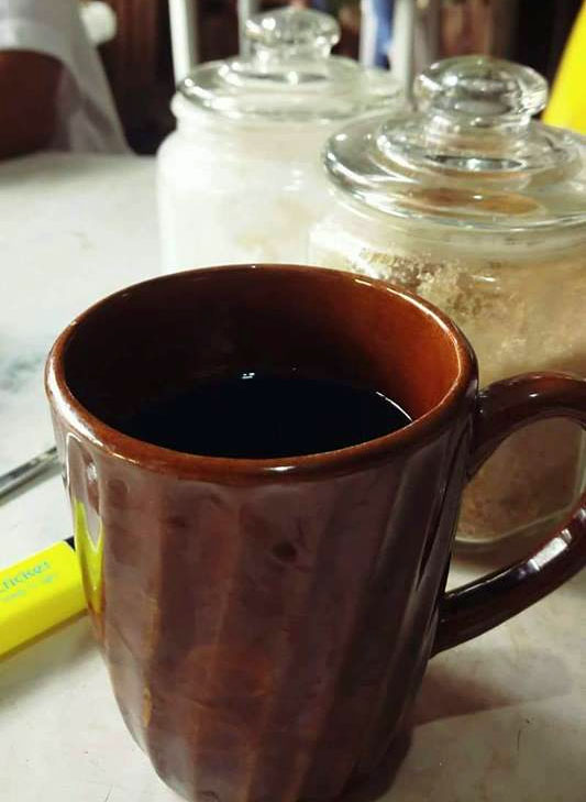 Bacolod native coffee