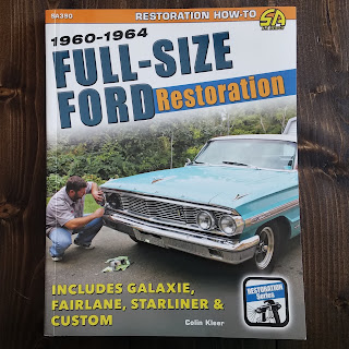 1960-1964 Full-Size Ford Restoration | Colin Kleer