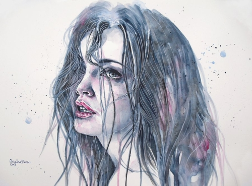 06-All-that-is-Left-Erica-Dal-Maso-Expressing-Emotions-Through-Watercolor-Paintings-www-designstack-co