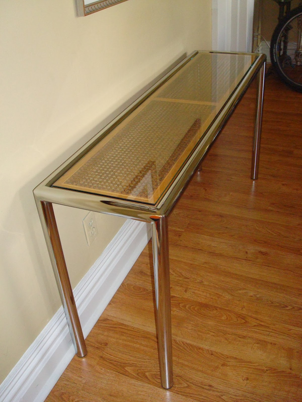 Chrome Sofa Table Image Collections Decoration Ideas