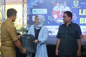 Tekan Angka Pengangguran Pemerintah kota Cirebon Melalui Disnaker Kota Cirebon Gelar Job Fair 2019