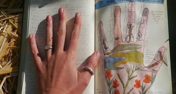 Κοιτάξτε το χέρι σας και... δείτε το μέλλον σας!