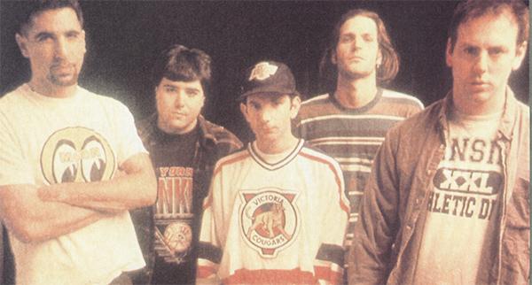 Bad Religion live @ Gothenburg Sweden (1994)