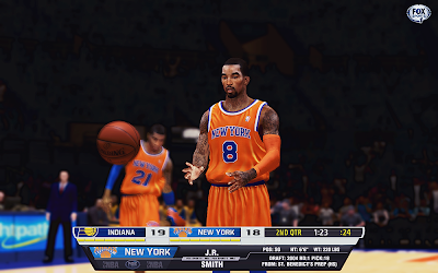 NBA 2K14 PC Scoreboard TV Mod