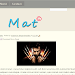 MPBT Mat Blogger Template - Premium blogger templates|Premium theme's for blogger|Find out more|
