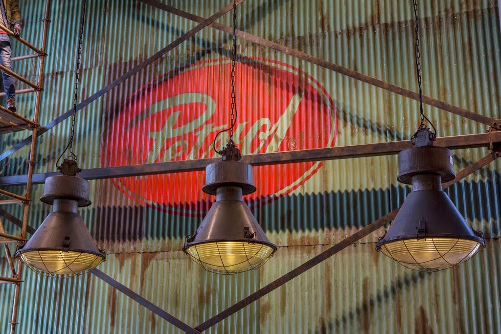 Petrol Industries, oficinas y showroom en Tilburg, por VDS Concept & Design