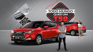 Promoção Jac Motors 2019