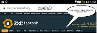 Cara Mencari Mendapatkan Mengetahui Squid Proxy SSH