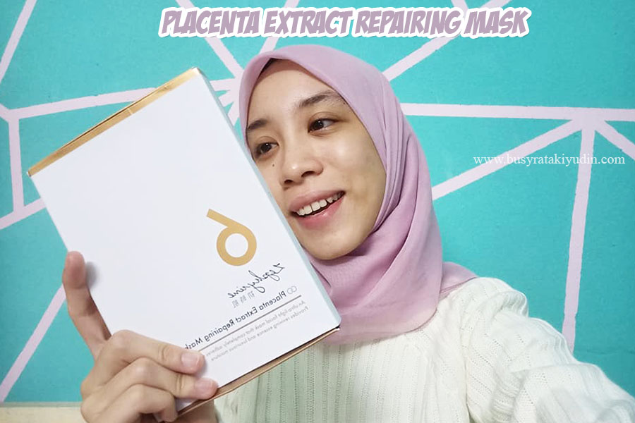 Zephyrine, produk penjagaan kulit wajah, Produk Zephyrine, Placenta Extract Repairing Mask, White Truffle Repairing Cream, Rose Essence Treatment Lotion, feedback,