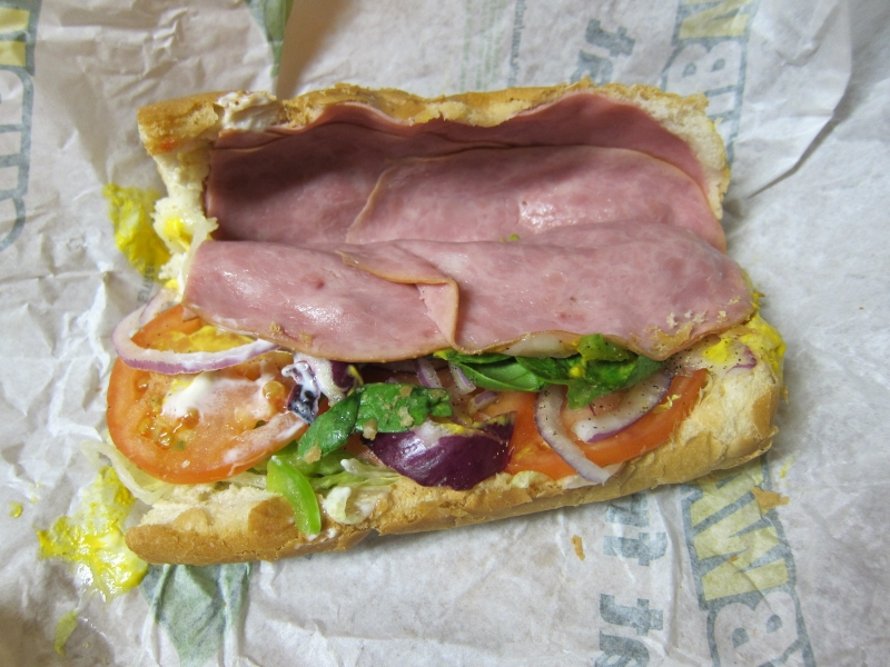 Review: Subway - Cold ...