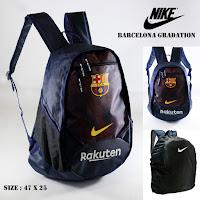 Tas Punggung Bola Barcelona