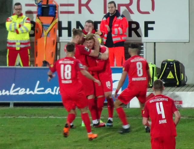 Erdgas-Sportpark HFC Viktoria Köln 3:4
