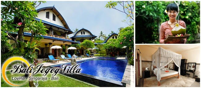 Bali Jegeg Villa