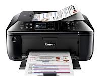Canon PIXMA MX512 Driver Free Download