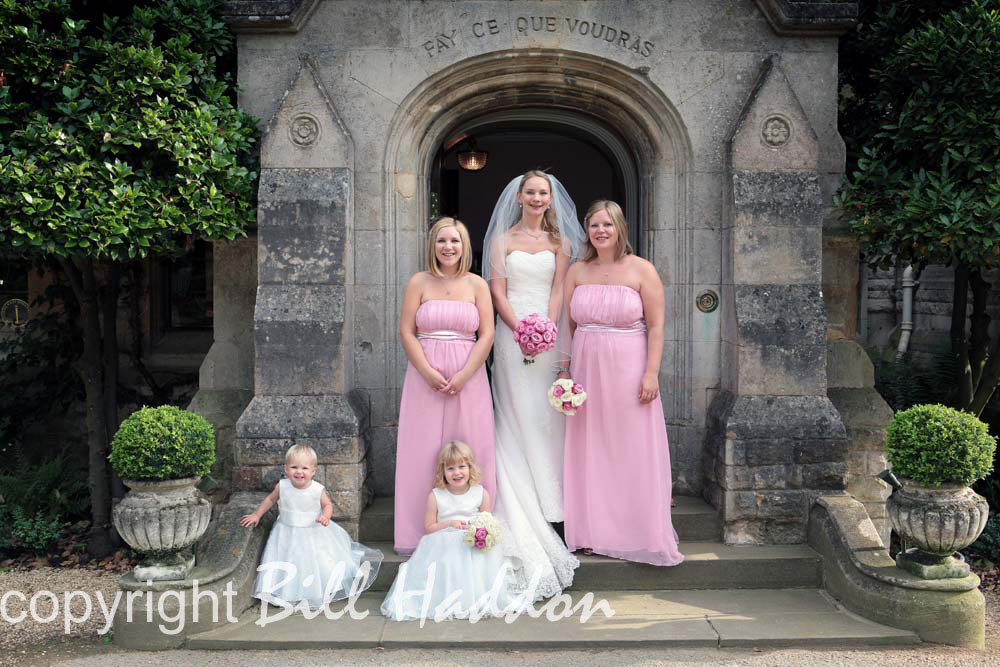 Leicester Wedding Photography by Bill Haddon Hambleton Hall wedding Photography