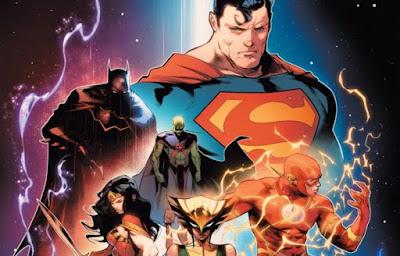 """El cómic de DC """"Justice League"""" ya tiene nuevo equipo"""