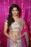 Ritika Sing in Golden Pink Choli Ghagra Cute Actress Ritika Sing ~  008.JPG