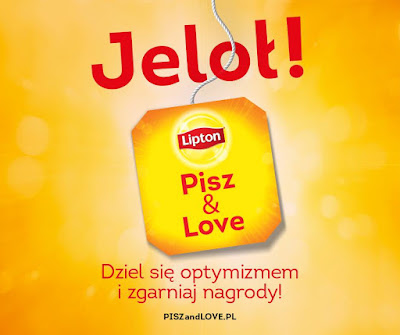 LIPTON JOLOŁ! PISZ&LOVE