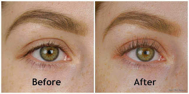 tweezerman rose gold eyelash curler review before and after