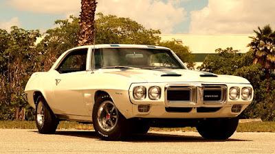 1969 Pontiac Trans AM Ram Air IV Front Left