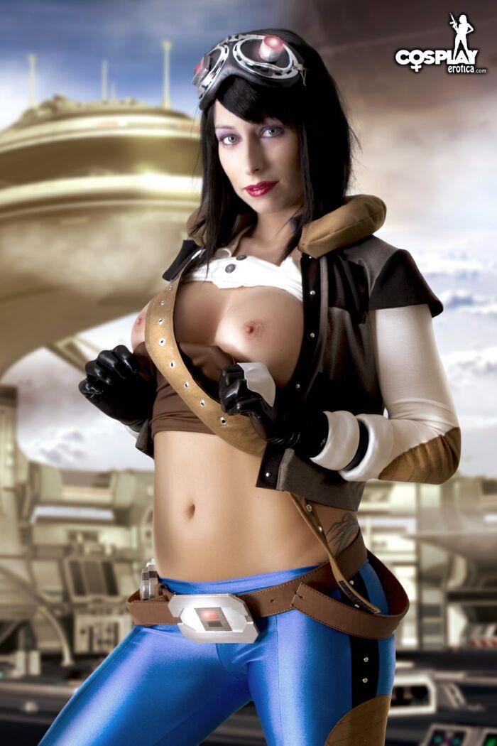 Cosplay Erotica Storm Girl Babesource 1