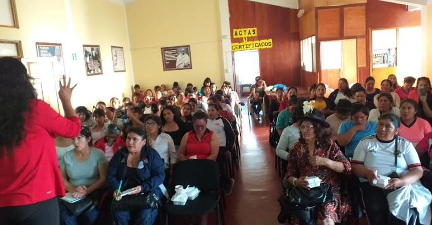 Realizan pasantía de interaprendizaje entre las UGEL de Aymaraes y Abancay