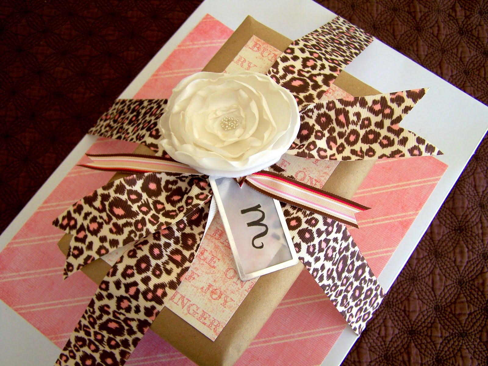 Baby Shower Gifts Wrapped In Clear ~ Older and wisor gift wrapping ideas