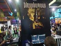 Zona indie en Gamepolis 2K18 - Blasphemous