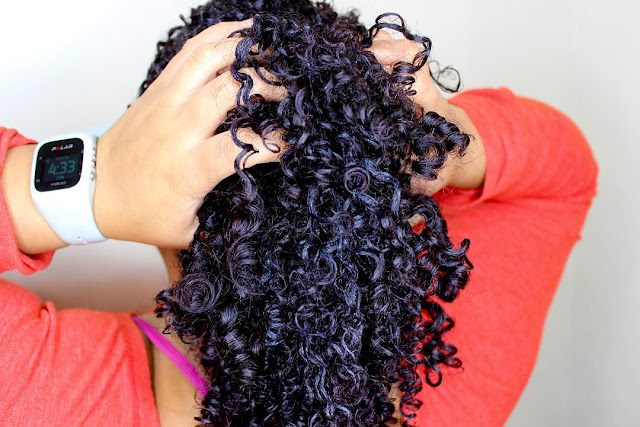 Perfectly Defined Curls WITHOUT Shingling or a Denman Brush Tutorial
