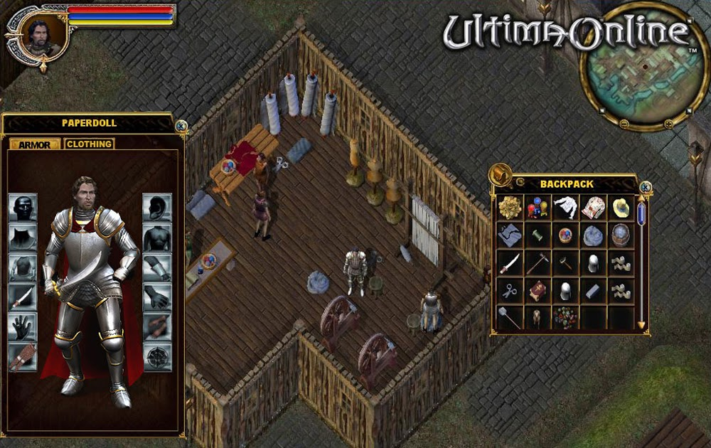 Ultima online tracking guide