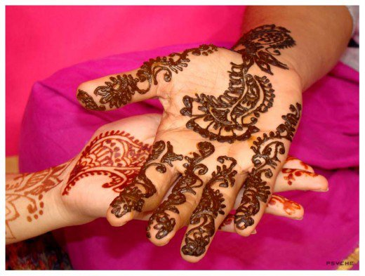 Bridal Mehandi Design Collection 4