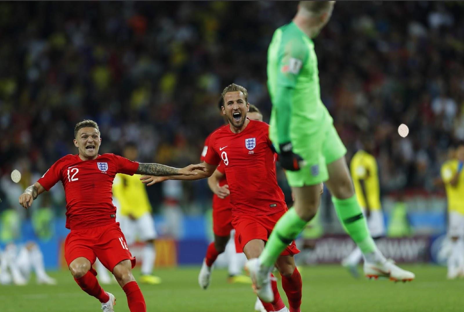 WORLD CUP, ENGLAND 4