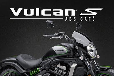 Kawasaki Vulcan S ABS CAFE